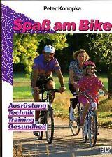 Fachbuch Bike-Spaß am Bike-BLV-Ausrüstung,Technik,Training-Gesun Ausgabe 1991