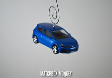 Volkswagen Golf GTI Mk7 Deluxe Custom Christmas Ornament 1/64 Adorno Typ 5G