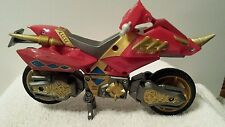 Power Ranger Red Hover Bike Motorcycle  Action Figure