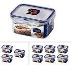 Lock & Lock 470ml (2cups/15fluid oz) BPA-Free Plastic Food Container HPL807