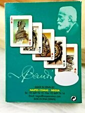 Gaudi Poker Playing Cards 54 Colour Illustrations