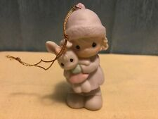 Precious Moments Good Friends Are For Always 524131 Porcelain Bisque Ornament
