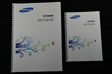 ~PRINTED~ Samsung Galaxy S3 i9300 user guide instruction manual *FULL COLOUR*