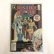 Justice League International 20 Dc Comics 1988 Nm - 9.0 - 9.2