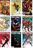 SPIDER-GEDDON #1 - Artist and Character Variants - NM - Marvel Comics