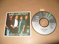 Mr. Mister I wear the face Japan cd 1984 Ex Condition