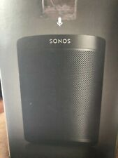 Sonos ONE Compact Wireless Speaker - Black