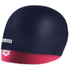 Arena Silicone Smart Cap Navy/Fuschia