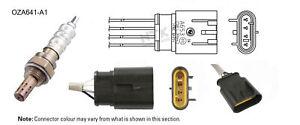 NGK NTK Oxygen Lambda Sensor OZA641-A1 fits Fiat 500 1.2
