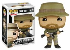 Funko Pop! Vinyl Call of Duty - Capt. John Price
