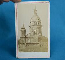 1870s Scenic CDV Carte De Visite Notre Dame De Boulogne Cathedral France