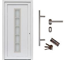 Haustüren weiß kunststoff  Haustürtür aus Kunststoff | eBay