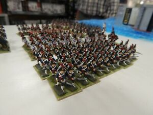 15mm SPANISH & FRENCH INFANTRY WITH CANNON