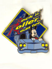 WDW - Rock 'n' Roller Coaster with Mickey pin htf attraction