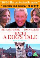 Hachi - A Dog's Tale DVD (2010) Sarah Roemer, Hallström (DIR) cert U ***NEW***