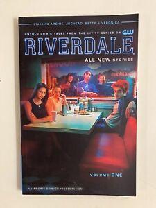 Riverdale Vol 1 TPB Archie Comics 2017 CW TV Show