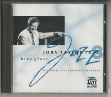 "John Taylor TRIO ""Blue Glass"" CD 1991 NEUF/new-Ronnie Scott's Jazz House"