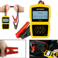 12V Car Load Battery Tester Analyzer Cranking Charging Test CCA100-2400 220Ah
