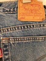 Vintage Levis 512 Jeans High Waist Mom tapered leg Pants Denim Pockets