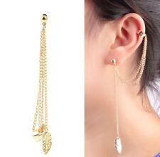 Screw Back (pierced) Pear Alloy Drop/Dangle Costume Earrings