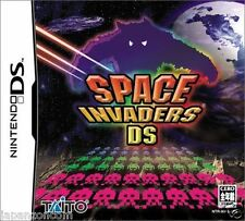 Used DS Taito Space Invaders NINTENDO JAPANESE IMPORT