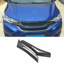 For Honda Jazz Fit GK5 14-17 Carbon Fiber Headlight Eyebrow