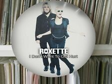 "Roxette -I Don't Want To Get Hurt 12"" PICTURE DISC LP RARE (THE BEST OF HITS CD)"