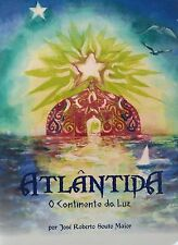Atlântida O Continente da Luz ( Atlantis The Continent of Light)-Lost continent