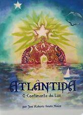 Atlântida O Continente da Luz ( Atlantis The Continent of Light)-Lost continent