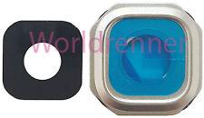 Lente Cámara S Cubierta Camera Lens Original Glass Samsung Galaxy A5 2016
