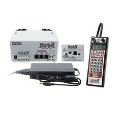 Digitrax evolución dúplex Starter Set DCC inalámbrico de radio DT500D EVOD 5-8 Amp Nueva