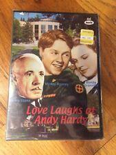 Love Laughs at Andy Hardy (DVD, 2004) NIB