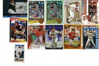 CRAIG BIGGIO HOUSTON ASTROS LOT OF 11 CARDS INCL 1989 DONRUSS ROOKIE 561