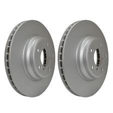 Front Brake Discs 348mm fits BMW 3 Series E90 330i 335i 330d