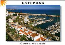 HQ  -  Postcard  neu, -  Costa del Sol  -  Estepona  -  Sporting Port - Hafen