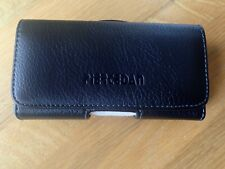 Nokia N97 Premium Leather Phone Case Piercedan