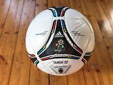 Adidas Tango 12 - 21.06.2012 Match Worn  - World Cup Match Ball OMB WC WM