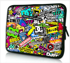 """15""""-15.6"""" LAPTOP SLEEVE CARRY CASE BAG FOR Dell Sony Apple any #labels#"""