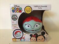 Disney Nightmare Before Christmas Tsum Tsum Lights & Sound Sally Plush