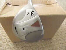 Men left handed regular graphite Hippo SC2 15 degree fairway wood 3 wood