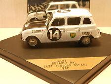 Renault 4L Vitesse L123 Renault East African Safari Limited Edition 2928/5000
