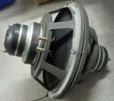 DAS D.A.S DS CX-12 CX12 vintage speaker driver 15 inch professional series