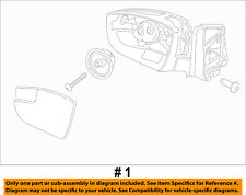 FORD OEM 17-18 Escape FRONT DOOR-Mirror Assembly Right GJ5Z17682AB