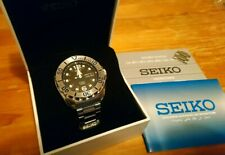 Seiko 'Baby Monster' SRPB33 Divers Watch