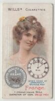 French Woman 1900 Clothing Fashions Coin Paris 100+ Y/O Trade Ad Card