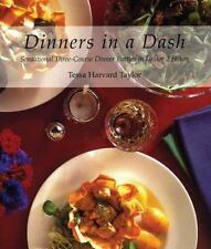 DINNERS IN A DASH: Sensational Three-Course Dinner Parties in Under 2 Hours