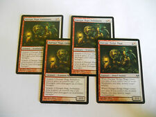 4x MTG Duergar Mago Ambulante-Hedge-Mage Magic EDH EVE Eventide ITA-ING x4