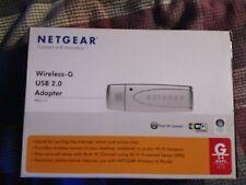 NETGEAR Wireless G USB 2.0 Adapter