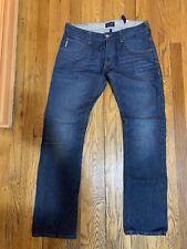 armani jeans w32-L34 Mens Slim Fit