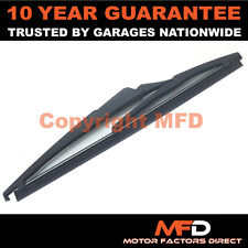 "RENAULT MEGANE MK2 HATCHBACK 2002-2008 9"" 230MM REAR BACK WINDSCREEN WIPER BLADE"